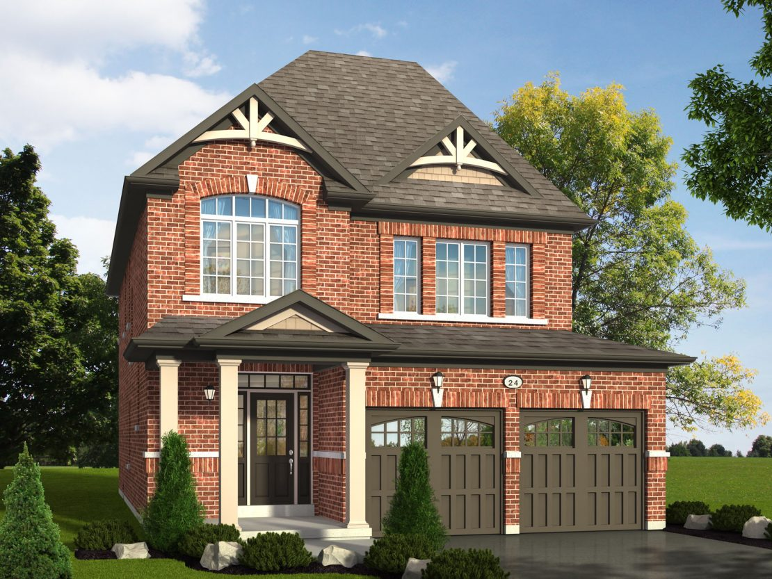 The Duclos - Style A / 2080 sq.ft.