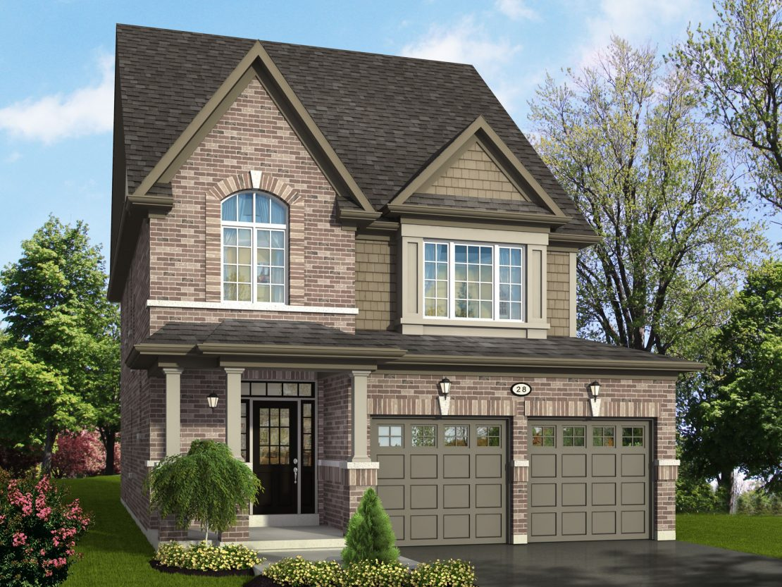 The Duclos - Style B / 2090 sq.ft.