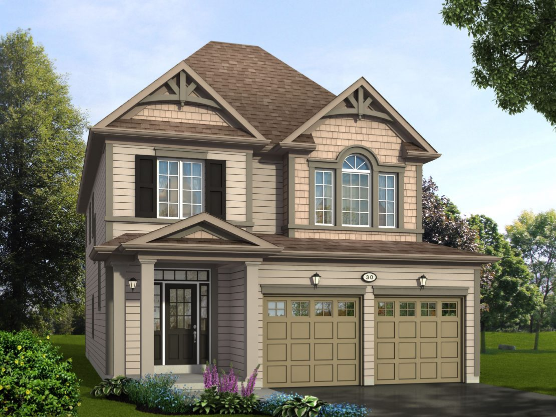 The Duclos - Style C / 2090 sq.ft.