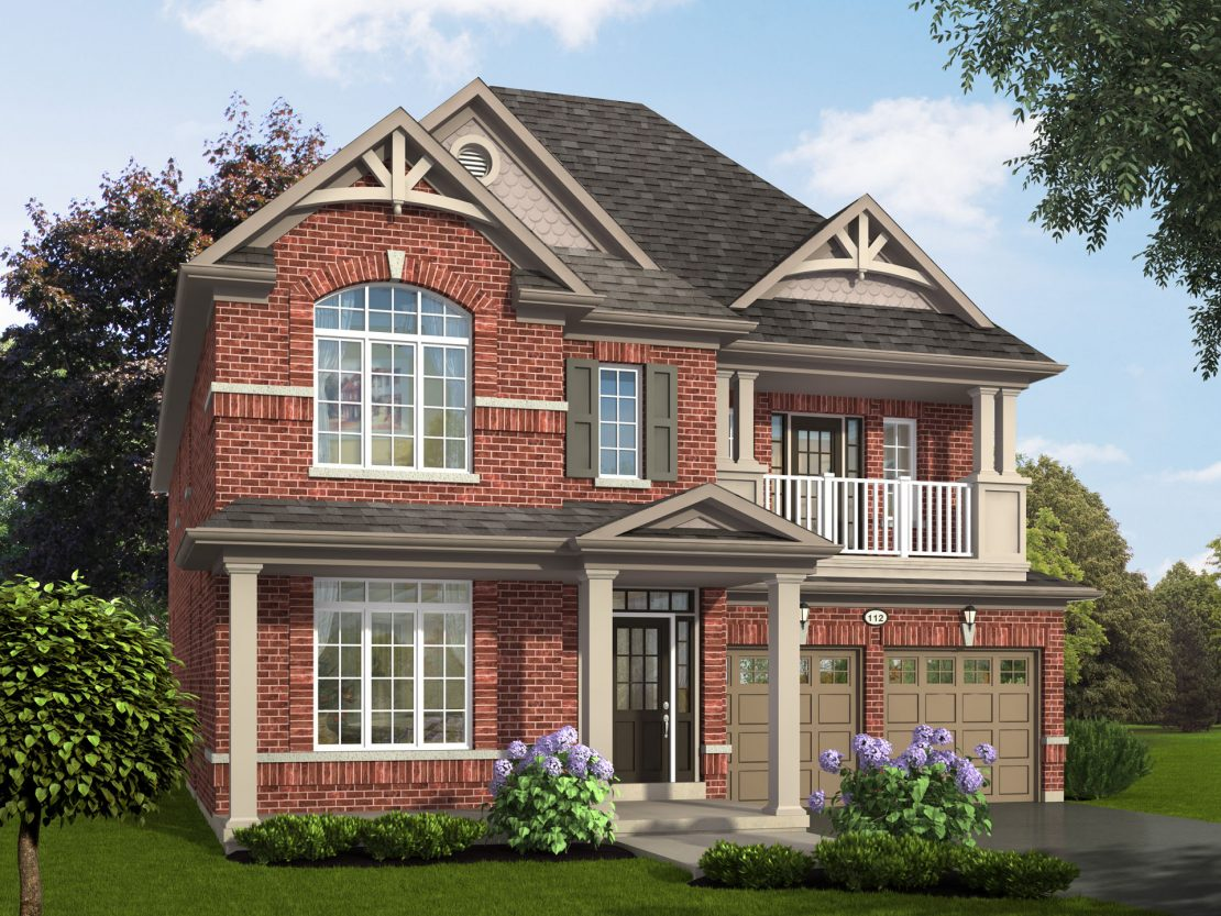 The Belhaven - Style B / 3375 sq.ft.