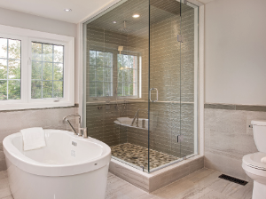 Simcoe Landing Frameless Shower